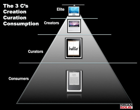 The Curation Economy and The Three 3C's of Information Commerce | Brian Solis | Social Media Content Curation | Scoop.it