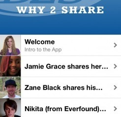 gregstier.org | The Dare 2 Share App…New, FREE and totally awesome! | interlinc | Scoop.it