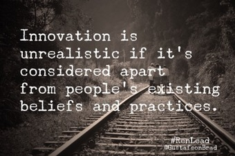 Renegade Leadership: Making Change Realistic | Corporate Culture and OD | Scoop.it