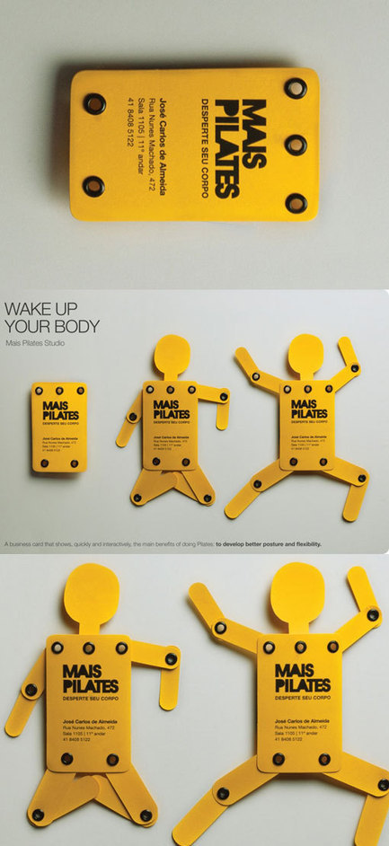Blog - 10 Most Creative Business Card Designs | Business Insurance and Advice | Scoop.it