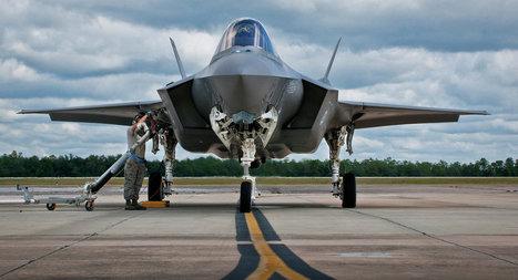 Les drones russes et chinois, une nouvelle menace pour le chasseur F-35 ? | Géopoli | Scoop.it