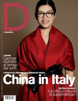 """La favola di Mrs. Zhu 
