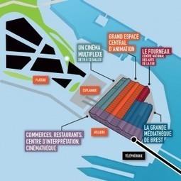 Plateau des Capucins. La médiathèque «plus ultra» présentée | Aménagement des espaces et nouveaux services en bibliothèque | Scoop.it