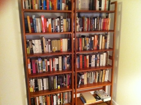 The Wonderful and Terrible Habit of Buying Too Many Books | Writers & Books | Scoop.it