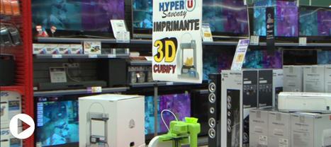 L'imprimante 3D : une nouvelle façon consommer? | Press review | Scoop.it
