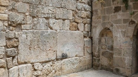 Where Mark Twain viewed a 'holier' Western Wall | Jewish Education Around the World | Scoop.it