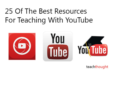 25 Of The Best Resources For Teaching With YouTube | Curriculum Resources | Scoop.it