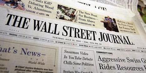 "'The Wall Street Journal': ""La UE podrá rescatar a España pero no salvarla de sus políticos"" :: Periodismo :: Prensa :: Periodista Digital 