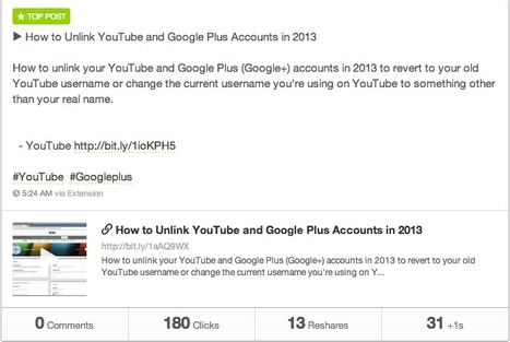 GooglePlus Helper: Our most popular Google+ posts in November 2013 | brand influencers social media marketing | Scoop.it