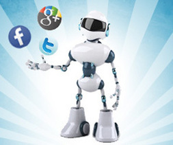 Gérez vos réseaux sociaux sans jamais y aller | Institut de l'Inbound Marketing | Scoop.it
