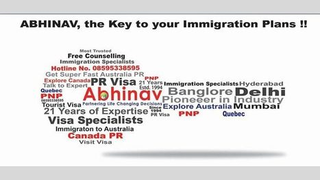 Follow Advice of Professionals for Successful Immigration to Australia | Canadian, Australian Immigration Expert in India | Scoop.it