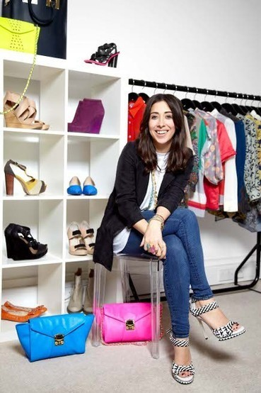 Sarah Curran, Founder, My-Wardrobe: My 5 Tips for Fashion Entrepreneurs | The Next Women - Business Magazine | Fashion tips for women | Scoop.it
