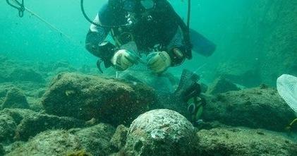 Les Découvertes Archéologiques: Des archéologues marins découvrent des objets rarissimes sur le site d'un naufrage datant de 1503 près d'Oman | Histoires d'Epaves | Scoop.it
