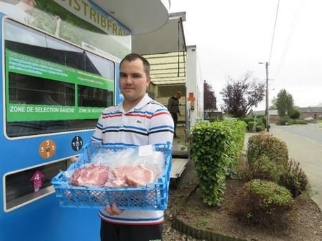 Le Caule-Sainte-Beuve [VIDEO] Innovation. Un distributeur de viande installé au Caule-Sainte-Beuve (Aumale)   Boucher Information Communication Boucherie Nationale et Internationale   Scoop.it