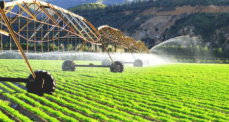 High-Tech Ways to Wield Water | Precision Agriculture | Imagem Agronegócio | Scoop.it