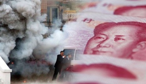 CHINA: to faces higher risk of money laundering and financing of terrorist groups, central bank official warns | Money laundering (AML) | Scoop.it