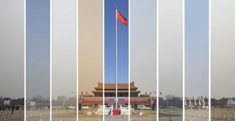 Inquinamento in Cina: il cielo di Pechino in 7 giorni - Repubblica.it | LucaScoop.it | Scoop.it