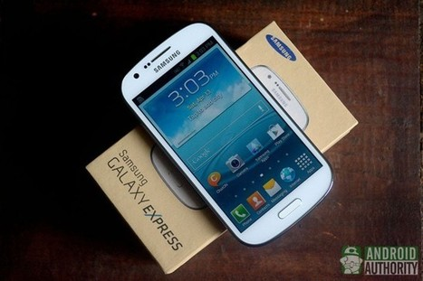 Samsung Galaxy Express I8730 Review   Mobile IT   Scoop.it
