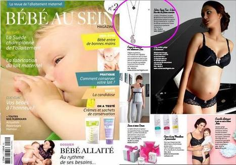 Bébé au Sein - Mars 14 | Beauty Push, bureau de presse | Scoop.it