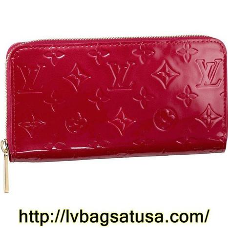 Louis Vuitton Zippy Wallet Monogram Vernis M91981 | Online Louis Vuitton Outlet_lvbagsatusa.com | Scoop.it