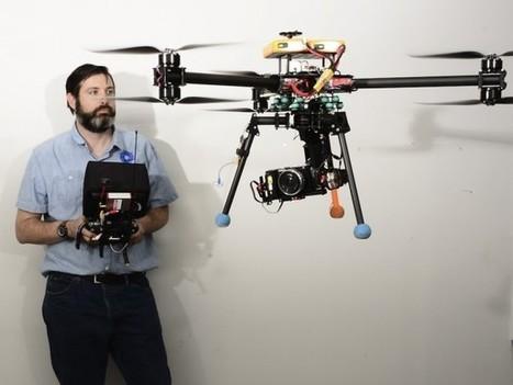 Todo cuanto hay que saber sobre el uso de drones | Panorama Audiovisual | Educacion, ecologia y TIC | Scoop.it