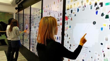 Parco met en place une vitrine digitalisé. | La Minute Retail | Mercadoc | Scoop.it
