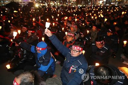 Troisième jour de la grève des cheminots : 5.941 personnes révoquées | En Corée(s) | Scoop.it