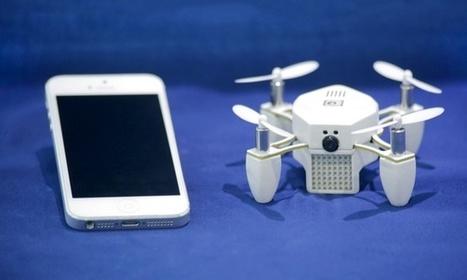 British 'nano drone' Zano reaches £2m of Kickstarter crowdfunding | LeWeb Trends | Scoop.it