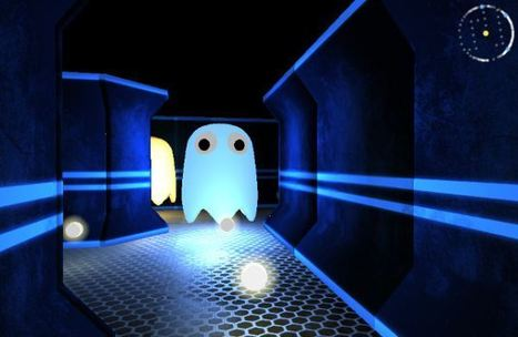 Play a First-Person Shooter 'Pac-Man' Game…for FREE! | Arts num | Scoop.it