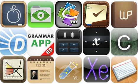 46 Education App Review Sites For Teachers And Students | iPad Recommended Educational App Lists | Scoop.it