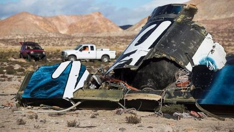 NTSB: Co-Pilot of Spaceship Unlocked Braking System Early   More Commercial Space News   Scoop.it
