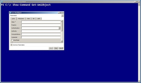 PowerShell v3 has some great GUI | PowerShell | Scoop.it