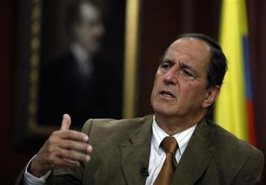 Colombia's agriculture minister says he's resigning | Food Security & Sustainability | Scoop.it