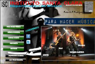 Wix.com hacermusica created by iscm17 based on blank-website | Wix.com | Creatividad en la Escuela | Scoop.it