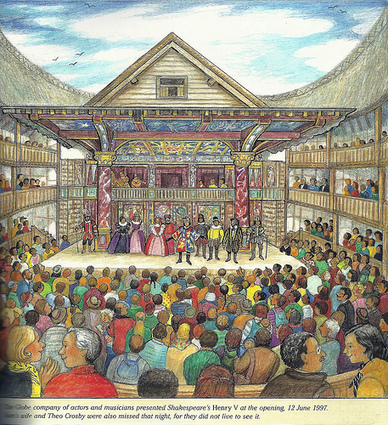 Image: The Elizabethan Theatre | A Mid Summer Nights Dream | Scoop.it