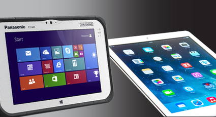Military Tablet Wars: Windows Gaining Ground on Apple - Blog   Tablets POS Retail Self-Service   Scoop.it