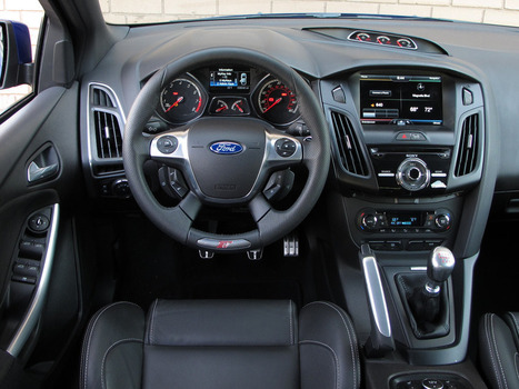 2013 Ford Focus ST test drive and review | Get The Scoop on Ford Focus and Ford Falcon | Scoop.it