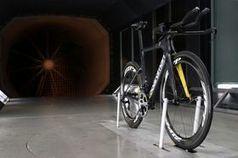 Boardman AiR/TTE TT bike in wind tunnel testing - video exclusive | Biking and Trail Running | Scoop.it