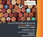 Idea Turismo: Corso social media marketing a Trento: VI edizione di Socializzare nel vino – ospitalità e cibo | idea ed idee nel turismo | Scoop.it