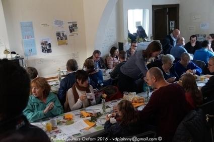 Liberchies: Beau succès pour les «Petits Déjeuners Oxfam - Cultivons les alternatives» - Le blog Sudpresse Pont-à-Celles   Commerce équitable et durable   Scoop.it