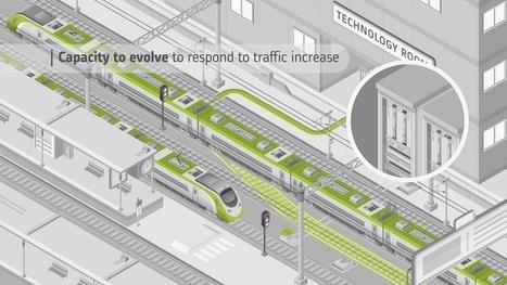 Alstom décroche un important projet de resignalisation au Royaume-Uni   BelgianRailway   Scoop.it