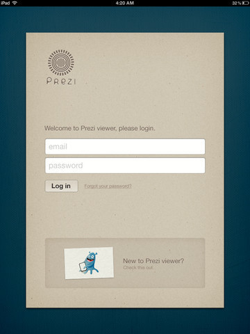 Prezi Viewer for iPad on the iTunes App Store | 21st C - Exponential Education | Scoop.it