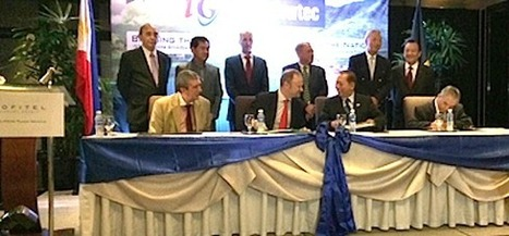 Newtec and First United Broadcasting Go Island Hopping...All 7,100 Philippine Islands to Receive iGSat Broadband | Satellite Communications | Scoop.it