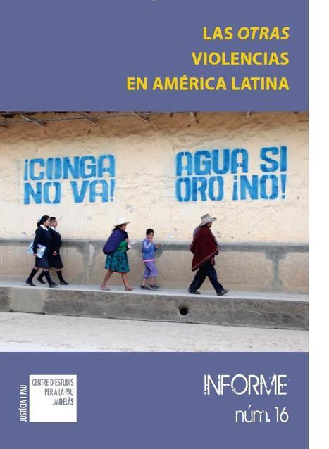 Informe 16 Las otras violencias en América Latina   Qué hay en Seguridad Pública?   Scoop.it