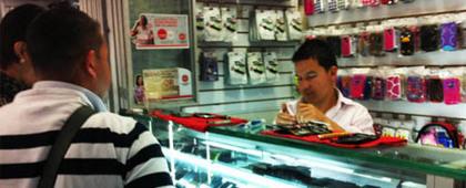 Esta es la capital de los celulares robados - Paréntesis | Nuevas tecnologias en celulares | Scoop.it