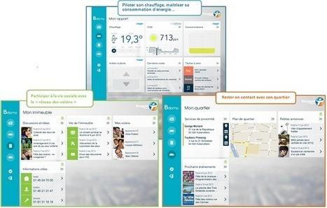 B.domo ou la domotique à distance par Bouygues | Innovation dans l'Immobilier, le BTP, la Ville, le Cadre de vie, l'Environnement... | Scoop.it