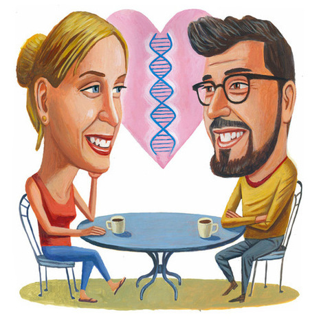 You're Not My Type: Online Dating With DNA Tests - Slate Magazine | Technology & Human Behavior | Scoop.it