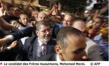 Présidentielle égyptienne : les Frères musulmans revendiquent la victoire, l'armée aussi | Égypt-actus | Scoop.it
