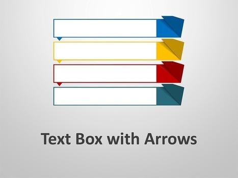 Text Box with Arrow Headers - Apple Keynote Presentation   Apple Keynote Slides For Sale   Scoop.it