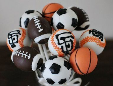 Father's Day Cake Pops - Designs & Inspiration   Food, Drink & Good Times   Scoop.it